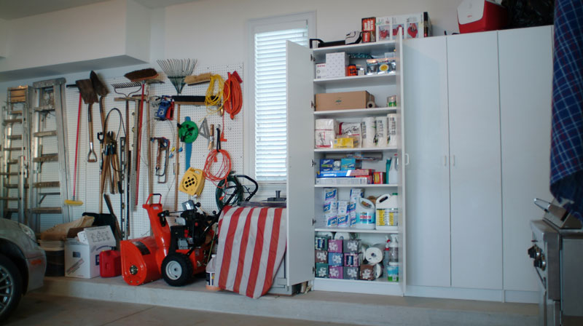 nj garage storage