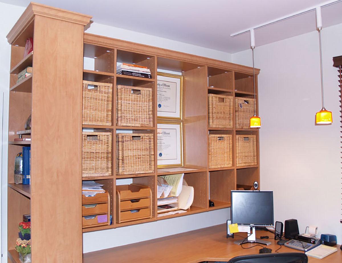 nj custom office design