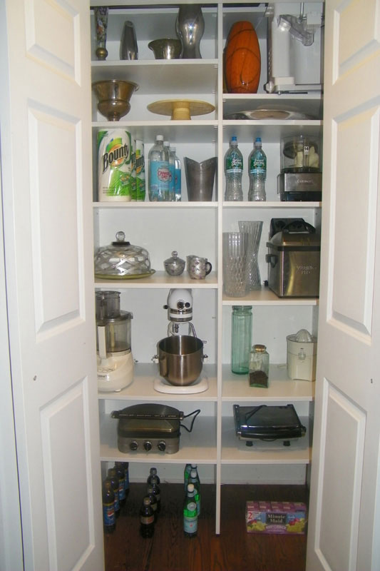 custom pantry design nj