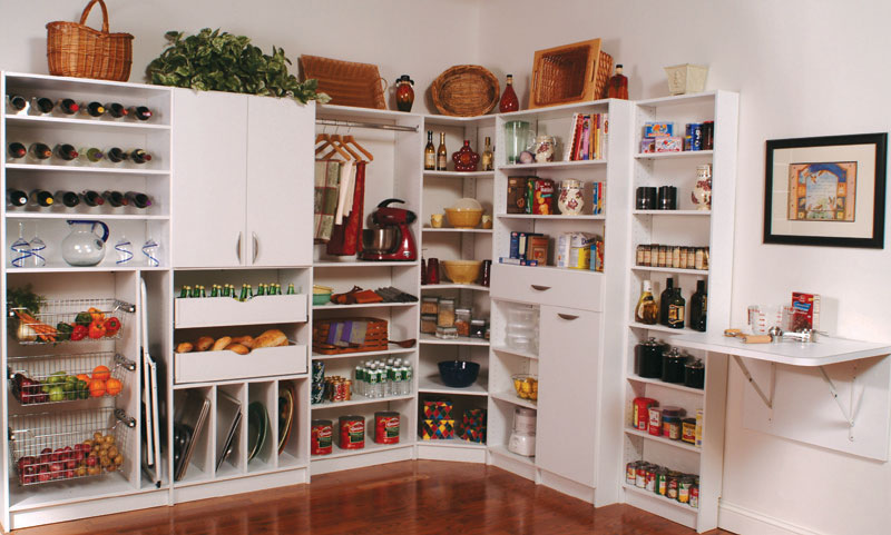 nj pantry builders