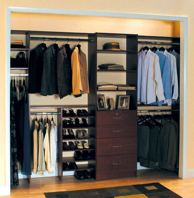 custom closets nj