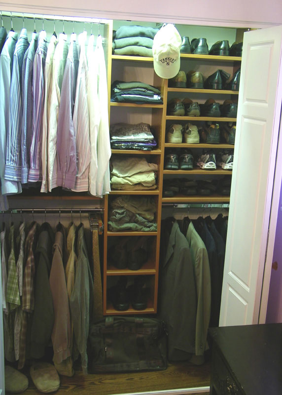 custom closet design nj
