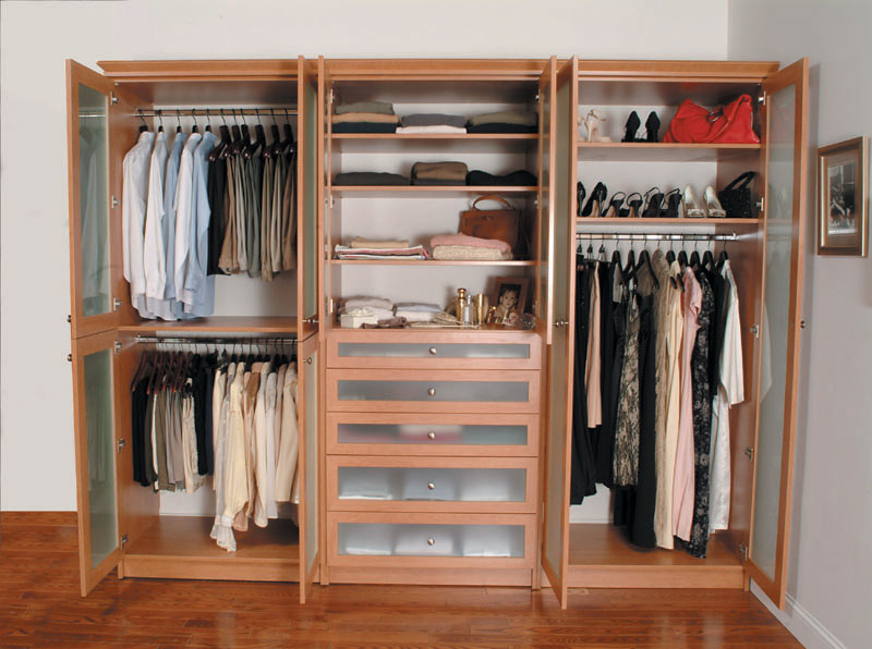 Wardrobe Jewelry Storage