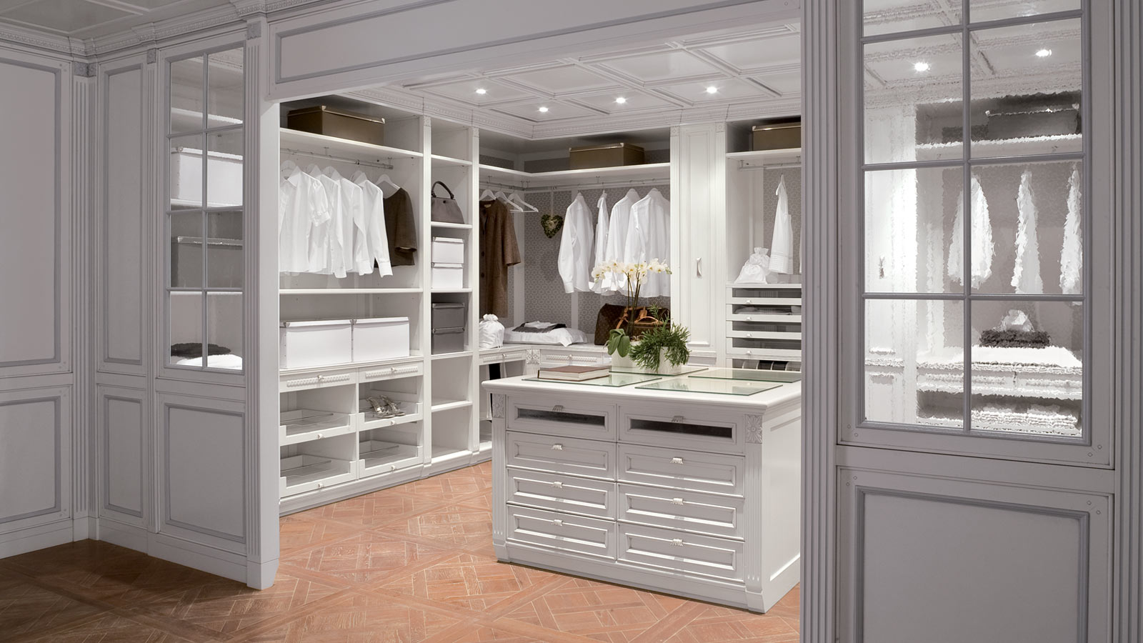 Creating E With Walk In Closets Nj