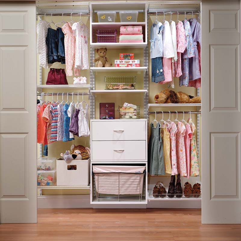7 closet ideas to make getting ready for school a breeze for Childrens closet