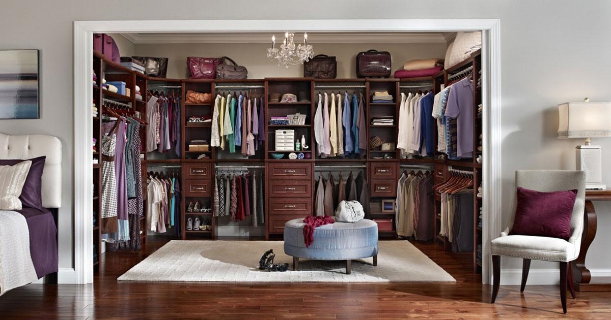 custom NJ Closet